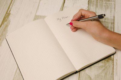 Kenne Dein Warum und Schreibe es auf
