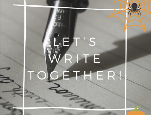 Let´s write together #2